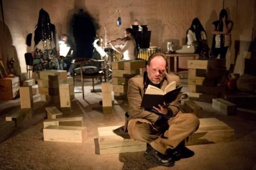 Brian Church, Baritone in the title role of Pedr Solis.